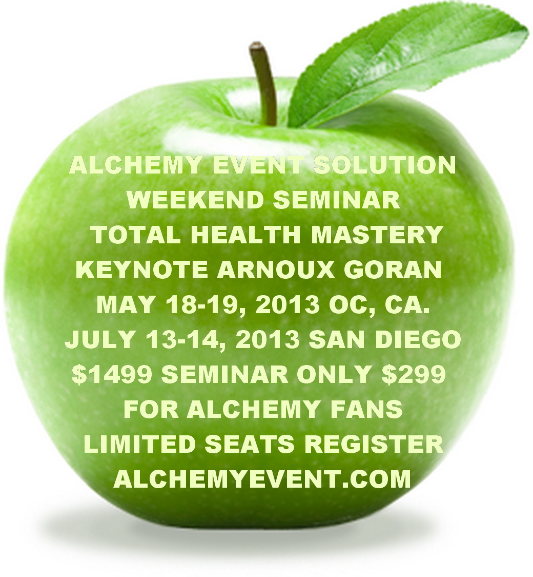EVENT MARCH 22-24, 2013 for only $139 with free global shipping